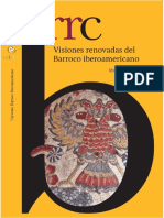 Visiones renovadas del Barroco iberoamericano