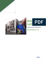 Nokia Data Gathering User Guide