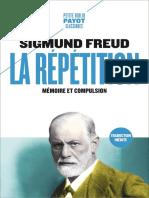 Repetition, La - Sigmund Freud