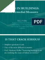 CRACKS IN BUILDINGS