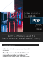TRENDS IN RETAIL GROUP 2