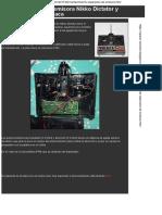 Nikko Dictator - RJ9010 - 2609AL Electronics