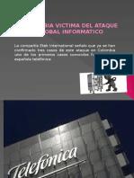 COLOMBIA VICTIMA DEL ATAQUE GLOBAL INFORMATICO