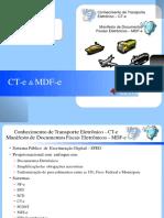 APOSTILA CT-E & MDF-E