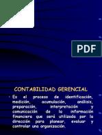 CAP. II 1 CONTABILIDAD GERENCIAL