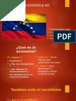 La crisis económica en venezuela