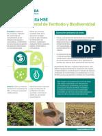 Guía HSE Gestión Ambiental de Territorio y Biodiversidad V2