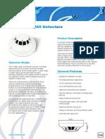 FireClass FC460 Smoke Detectors Data Sheet