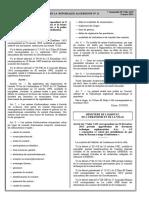 approbation du document technique réglementaire DTR C 4-2
