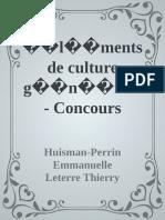 Éléments de culture générale - Concours administratifs - Grandes écoles ( PDFDrive.com ).epub