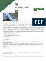 Establishing Ultrasound Testing as a CBM Pillar - Reliabilityweb_ A Culture of Reliability