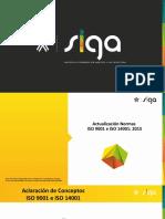 ACTUALIZACIÓN NORMAS ISO 9001-14001_2015_SIGA STDER.pptx