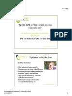 090619_Leonardo Energy_risk Analysis in RE Development_EJR