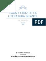 Cara y Cruz de la Literatura Infantil