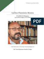 Carlos Flaminio Rivera. El cuidador de Musgonia, un territorio mágico en el Tolima