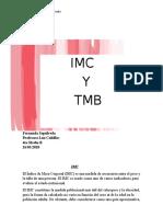 IMC Y TMB