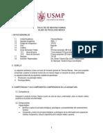 SILABO PSICOLOGIA MEDICA 2020-I
