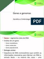 Genes e genomas