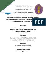 Davila Gonzales Nivel de conocimientos de el dengue, signos de alarma y prevención en pobladores de JLO.pdf