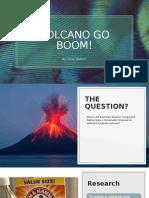 volcano go boom