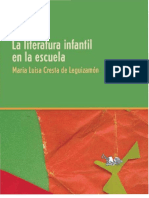LITERATURA INFANTIL EN LA ESCUELA