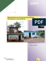 Mantenimiento de Edificaciones Domiciliarias y Com Unit Arias