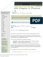 Physical Files - As400