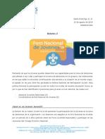 OSN2019-062 Boletín 2 - II Foro Nacional de Jóvenes.pdf