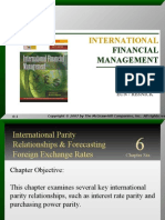 Int Parity Relationship