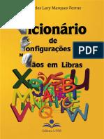 dicionario de configuracoes das maos