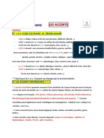 ORTHO  LES ACCENT S COURS EXERCICES (1) (5)