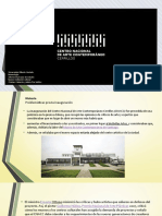 Presentación museologia