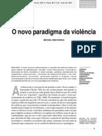55_WIEVIORKA - O novo paradigma da violência editado