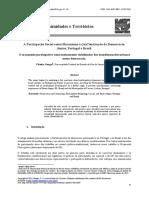 17_A Participação Social como Mecanismo à (re)Construção da Democracia __Juntos, Portugal e Brasil (1)