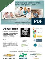 Marketing Digital para Iniciantes - Profissionais e Negócios Locais
