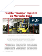 lean logistics Mercedez