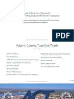 Road to Recovery Framework Presentation