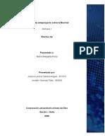 Artículos de anteproyecto sobre le Bournot