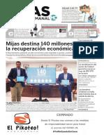 Mijas Semanal nº888 Del 24 al 30 de abril de 2020