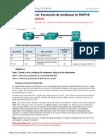 8.2.4.4 Lab - Troubleshooting DHCPv6 - ILM