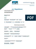 Repetitions_Leicht-Deutsch-Lernen