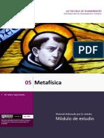 Módulo V - Metafísica - v_Sep16