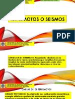 TERREMOTOS POWER POINT 21NOV2018