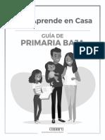 CUADERNILLO PRIMARIA BAJA 15 ABRIL FINAL