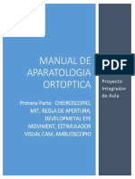 Cartilha - Manual de Apratologia Ortoptica-1