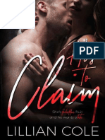 His to Claim by Lillian Cole.epub