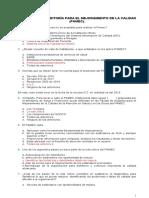 TEST Programa de auditoría para el mejoramiento de la calidad (PAMEC)..doc