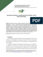 Caleiro_Folha de S. Paulo e o revisionismo histórico do período de ditadura
