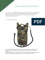 5 objetos que te pueden salvar en verano.pdf
