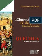 facebook.com_chillkawebiblioteca ¿Chaymantaqá ¿Y después quechua avanzado
